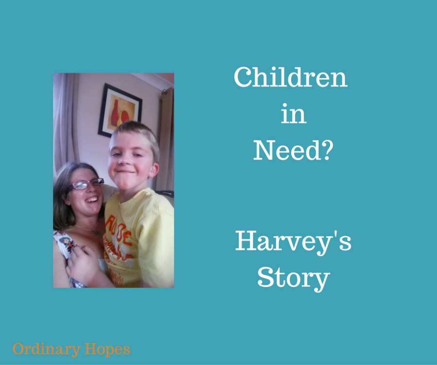 Helping Harvey.