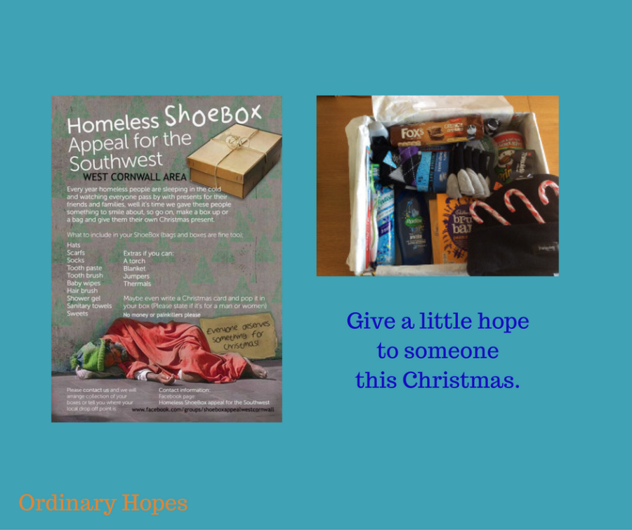 Homeless Shoebox Appeal