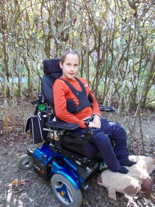 This wheelchair user wants legal protection too.
